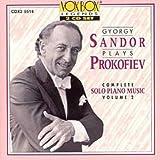 Prokofiev: Complete Solo Piano Music Volume 2