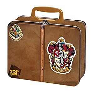 Top Trumps - Harry Potter Gryffindor Collectors Tin Card Game