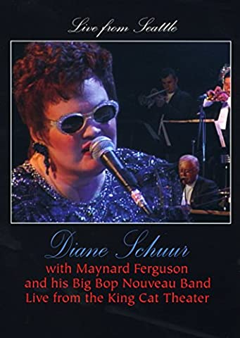 Live From Seattle: With Maynard Ferguson & His Big [Import