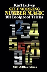 Self-Working Number Magic: 101 Foolproof Tricks (Dover Magic Books) by Karl Fulves (1983-12-01)