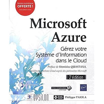 Microsoft Azure - Gérez votre Système d'Information dans le Cloud (2e édition)