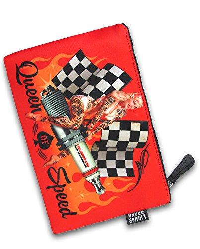 Liquor Brand Trousse – Queen of Speed (Rouge)