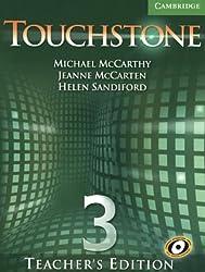 Touchstone Teacher's Edition 3 with Audio CD
