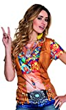 Fotorealistisches Shirt Flower power