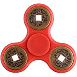 Spinner Fidget Longruner Finger Toys Up EDC Fidget Toys Perfect for Child Adult Helps Anti-Anxiety Focusing Boredom Stress Reducer High Speed