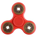 Longruner Fidget Spinner/Hand Spinner/Infinitoo Spinner Rainbow LED Lights Up...