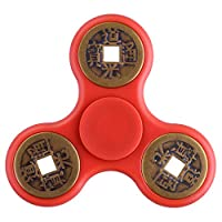 Longruner LED Light Spinner Fidget Toys:  Features:  1.We can enjoy relief from anxiety and distractions with this LED Light Up Spinner fidget toy. The Led Light fidget creates a lots of different modes, when it is run in high speed. Each of mode is ...