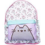 Pusheen Backpack with Large Capacity, Perfect for School, College, Laptops, GYM, Office, Daily Life, Polyester…