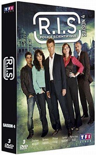 R.I.S. Police scientifique - Saison 4 (Import)