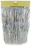 Christmas Concepts® Shiny Silver Lametta - Christmas Tree Decorations - Size: 90cm x 48cm