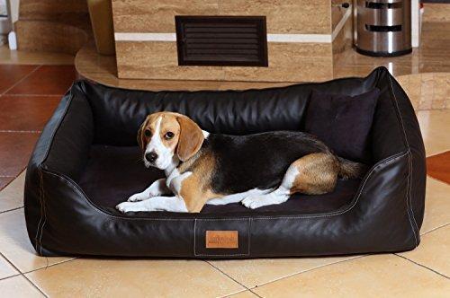 chien matelas similicuir. Black Bedroom Furniture Sets. Home Design Ideas