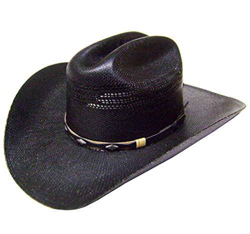 modestone-unisex-traditional-straw-chapeaux-cowboy-off-black