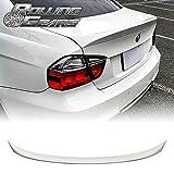 E90 ABS Kofferraumdeckel Spoiler für 05-12 3er & M3, Weiß