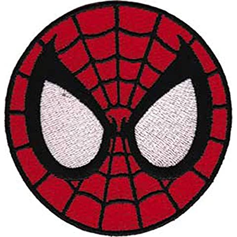 Application Spiderman Mask Patch by Application