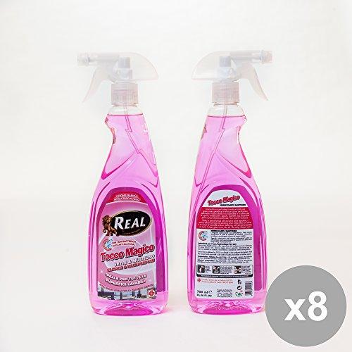 set-8-real-tocco-magico-750-vetrimultiuso-antibatterico-detergenti-casa