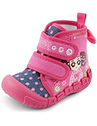 Kittens Girls Canvas Canvas Boots
