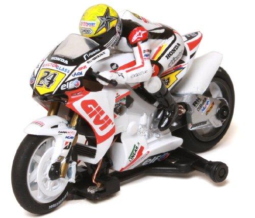 Scalextric Original Honda MotoGP Toni Elias - coche slot analógico (A10047S300)