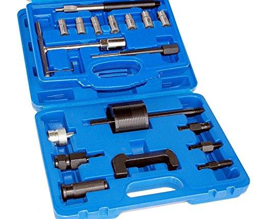 Kit extractor de inyector y Escariado Mercedes BMW