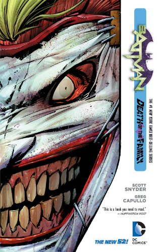 Batman Vol. 3: Death of the Family (The New 52) (Batman Graphic Novel) (English Edition) (Shop Halloween Dc)