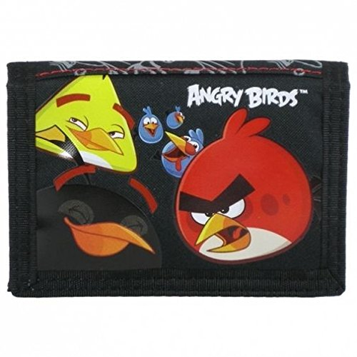 Portfel Angry Birds