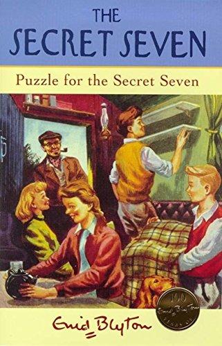 Puzzle for the Secret Seven