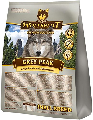 Wolfsblut Grey Peak small Breed, 1er Pack (1 x 2 kg)
