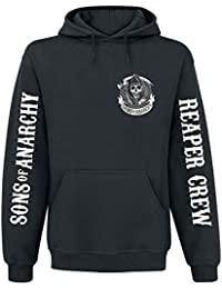 Sons Of Anarchy American Outlaw Sweat à capuche noir