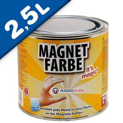 Peinture magnétique aimanté 2,5 ...