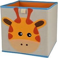 tumama juguete pecho almacenamiento bin para organizar infantil y los niños juguetes, perro juguetes, ropa, libros, plegable cesta regalo para bebé Hamper