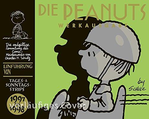1997-1998 (Peanuts Werkausgabe, Band 24)
