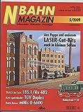 N-Bahn Magazin 5-2009, Aus Pappe und anderem, Laser-Cut-Kits, gebraucht gebraucht kaufen  Wird an jeden Ort in Deutschland