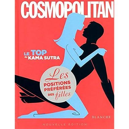 Le top du kama sutra cosmopolitan - Les positions préférées des filles