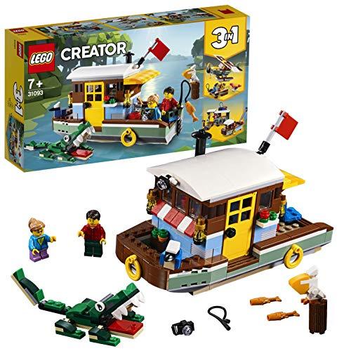 LEGO Creator 31093 - - Lego Angler