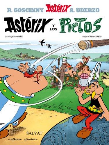 Astérix y los pictos (Castellano - A Partir De 10 Años -...