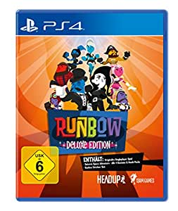 Runbow - [PS4]