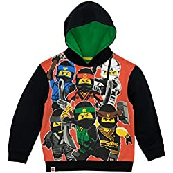 Lego Ninjago - Sudadera Para Niños - Lego Ninjago - 10 - 11 Años