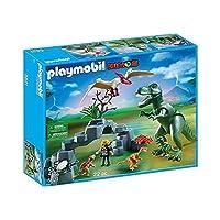 Playmobil 5621 Dino Club Set Dinosaurs T-Rex by PLAYMOBILÃ