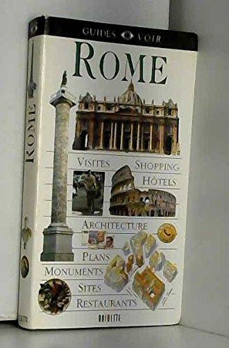 Rome : visites shopping architecture plans monuments sites