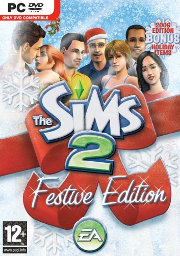 The Sims 2: Festive Edition (PC DVD) [Edizone: Regno Unito]