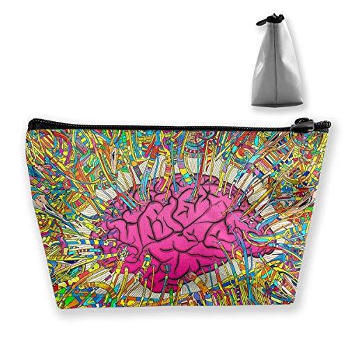 Neceser Cerebro colorido