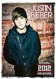 Official Justin Bieber Calendar 2012