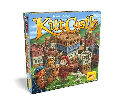 Zoch 601105104 - Kilt Castle Geschicklichkeitsspiel