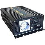 Convertisseur de tension quasi sinus 24V- 230V - 1000W - Expédié depuis la France