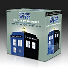 Doctor Who Collection Two: The Lost TV Episodes (1965-1966)