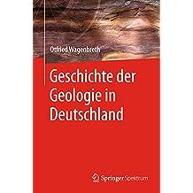 Geschichte der Geologie in Deutschland: