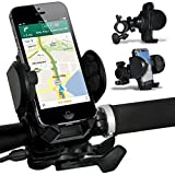 (Bike Holder) OnePlus 3 Mobile Cell Phone Bike Bicycle Handle Bar Holder Cradle By Fone-Case®