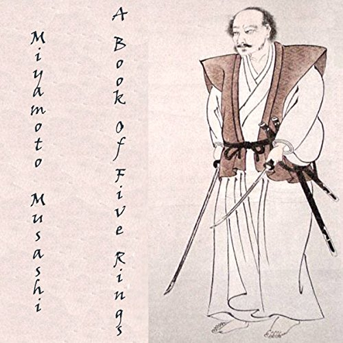 A Book of Five Rings: The Strategy of Musashi  Audiolibri