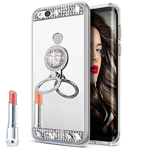 Cell Phones & Accessories Temperate Custodia Rigida Gommato Per Huawei P8 Lite 2017 Protettiva Cover Case Easy To Use Cell Phone Accessories