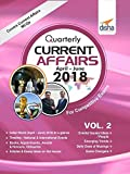 #6: Quarterly Current Affairs : April to June 2018 for Competitive Exams - Vol. 2