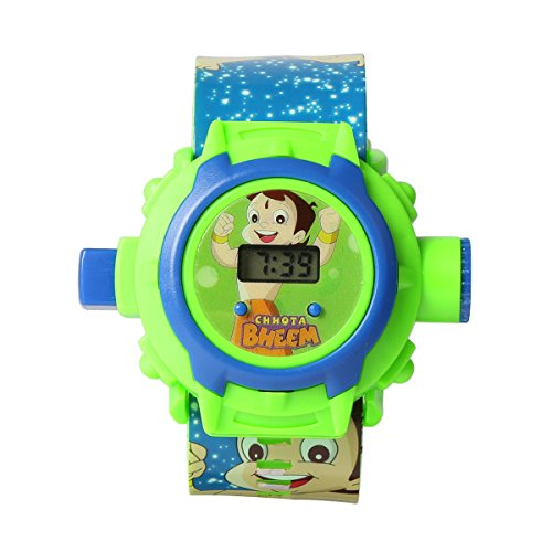 Chota Bheem Projector Watch  available at amazon for Rs.89